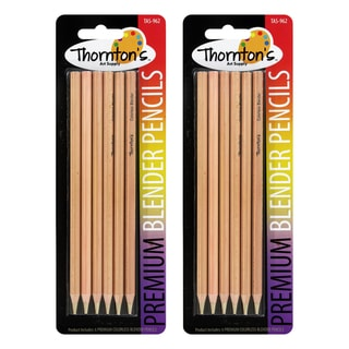 Link to Thornton's Art Supply Colorless Premium Blender Pencils Similar Items in Dog Feeders & Waterers