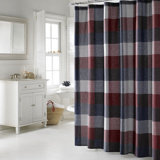 Nautica Reade Cotton Shower Curtain