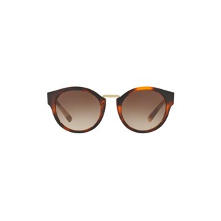 Burberry BE4227 360113 Light Havana Plastic Phantos Eyeglasses w/ 50mm Lens