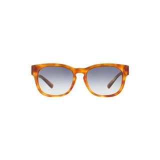 Burberry BE4226 360579 Light Havana Plastic Square Sunglasses with 55mm Lens