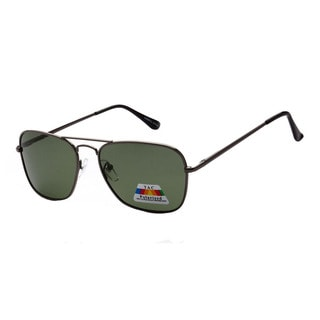 Epic Eyewear UV400 Polarized Ultralight Weight Sport Aviator Sunglasses