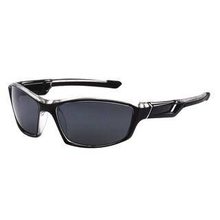 Epic Eyewear Men's Full-frame UV400 Outdoors/Sports Sunglasses