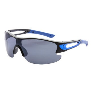 Epic Eyewear Plastic UV400 Half-framed Outdoor Sports Sunglasses (2 options available)