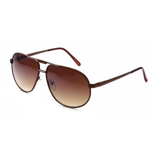 Epic Eyewear Metal UV400 Full-frame Sporty Aviator Sunglasses