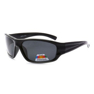 Epic Eyewear UV400 Sporty Square-framed Polarized Sunglasses