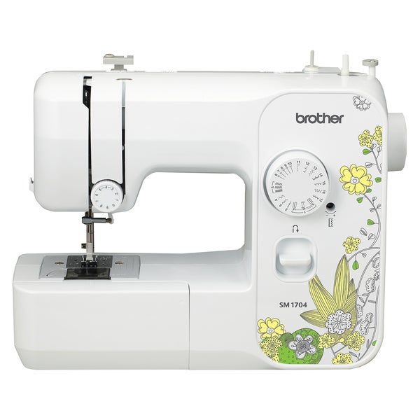 Shop Brother SM40 Lightweight Full Size Sewing Machine Free Custom Brother Lx3817 Sewing Machine