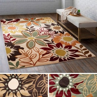 Meticulously Woven Mid Rug (5'3 x 7'3)