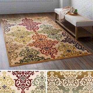 Meticulously Woven New Rug (5'3 x 7'3)