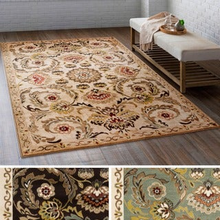 Meticulously Woven Pan Rug - 2' x 3'