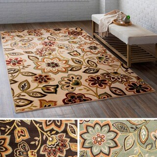Meticulously Woven Rue Rug - 2' x 3'