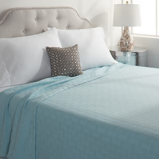 Touch of Silk/Cotton Basket Weave Blanket|https://ak1.ostkcdn.com/images/products/12317136/P19150462.jpg?impolicy=medium
