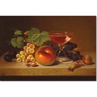 WGI Gallery Fruit & Cocktail Wood Wall Art