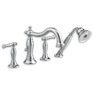 American Standard Quentin Tub Faucet 7440.901.002 Polished Chrome
