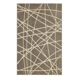 American Rug Craftsmen Nomad Artesia Gray Area Rug (10' x 14')
