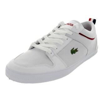 Lacoste Men's Ojetti Frx Spm White/White Casual Shoe