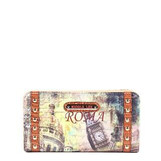 Nicole Lee Gitana Roma Vintage-print Wallet