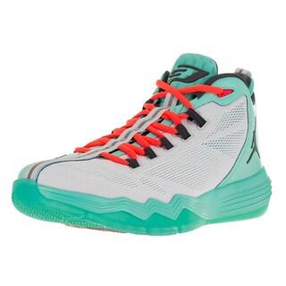 Nike Jordan Men's Jordan Cp3.Ix Ae /Dark Grey/ Trq/Infr Basketball Shoe