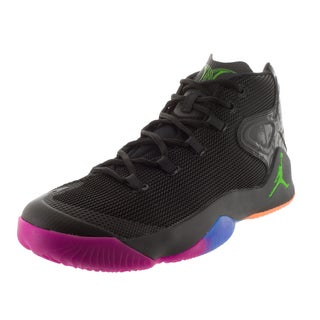 Nike Jordan Men's Jordan Melo M12 Black// Hmtt/Pink Basketball Shoe