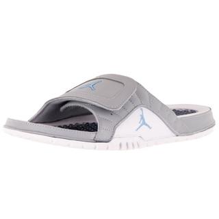 Nike Jordan Men's Hydro Xii Retro Wlf /University Bl/Mid Navy/Whi Sandal