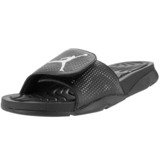 Nike Jordan Men's Jordan Hydro 5 Black/White/Cool/Grey Sandal