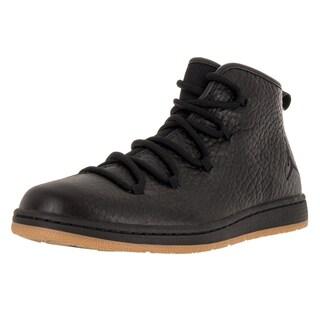 Nike Jordan Men's Jordan Galaxy Black/Black/Black/Gm Lght Brown Basketball Shoe