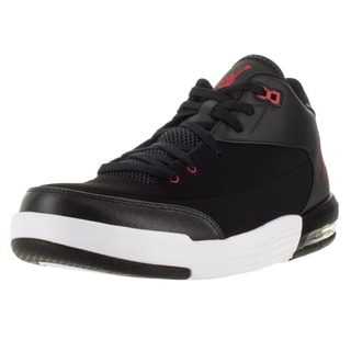 Nike Jordan Men's Jordan Flight Origin 3 Black/Gym Red/White Basketball Shoe