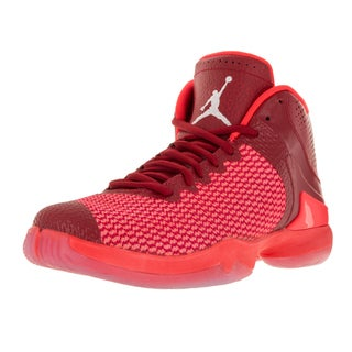 Nike Jordan Men's Jordan Super.Fly 4 Po Gym Red/White/Infrared 23 Basketball Shoe