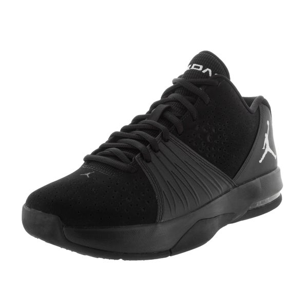 6a3414a91a7e98 Shop Nike Jodan S Men s Jordan 5 Am Black White Training Shoe - Free ...