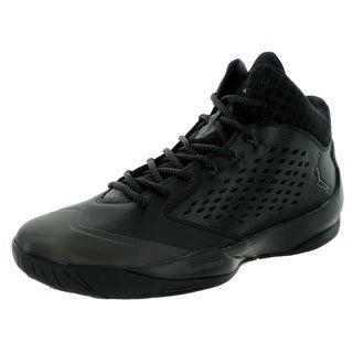 Nike Jordan Men's Jordan Rising High Black/Anthracite/Black Basketball Shoe