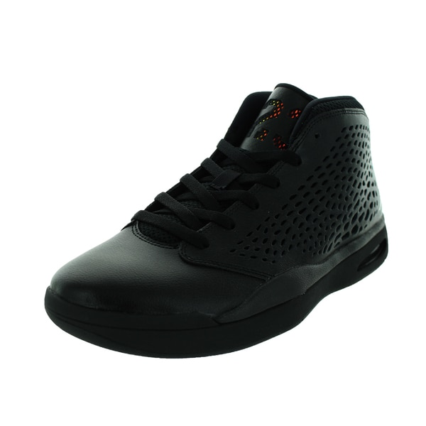dda68fec76da16 Nike Jordan Men's Jordan Flight 2015 Black/White/Black Basketball