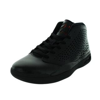 Nike Jordan Men's Jordan Flight 2015 Black/White/Black Basketball Shoe