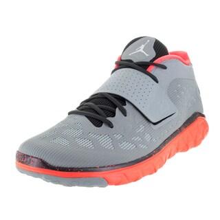 Nike Jordan Men's Jordan Flight Flex Trainer 2 Wlf /White/ Hmtt/ O Training Shoe