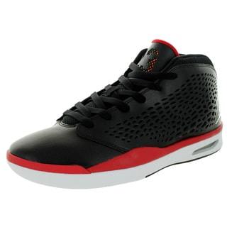 Nike Jordan Men's Jordan Flight 2015 Black/White/Gym Red Basketball Shoe