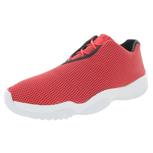 air jordan future red and black