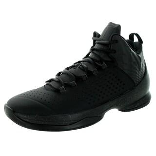 Nike Jordan Men's Jordan Melo M11 Black Basketball Shoe