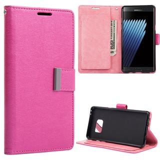 Samsung Galaxy Note 7 Compartment Card Slots Wallet Pouch