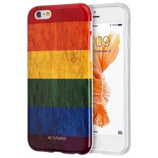 Apple Iphone 6/6S Patriotic Vintage Flag Series IMD TPU Case