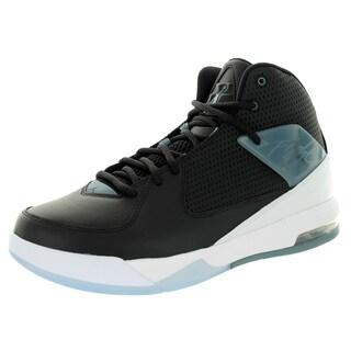 Nike Jordan Men's Jordan Air Incline Black/Blue Graphite/White Basketball Shoe