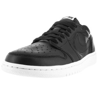 Nike Jordan Men's Air Jordan 1 Retro Low Og Black/White Basketball Shoe