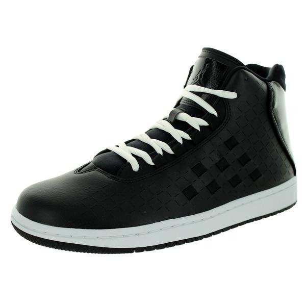 3ec4d3635048 Shop Nike Jordan Men s Jordan S Illusion Black Black White ...