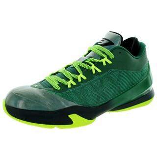 Nike Jordan Men's Jordan Cp3.Viii GOrangee Green/Volt/Black/Tr Yllw Basketball Shoe