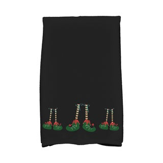 16 x 25-inch, Elfin Magic, Geometric Print Hand Towel