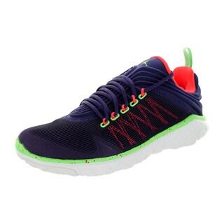 Nike Jordan Men's Jordan Flight Flex Trainer Ink/White Training Shoe