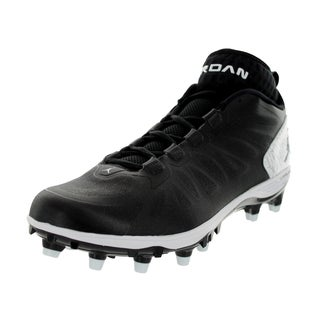 Nike Jordan Men's Dominate Pro Td 2 Black/White Football Cleat 8 Men's Us