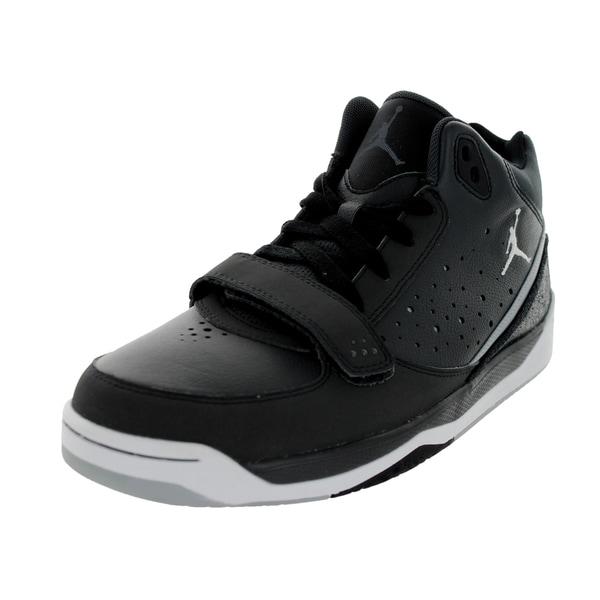 6b86957bc6bb82 ... basketball shoe 4 88396 d7648  get nike jordan menx27s jordan phase 23  classic anthracite white black 46df0 c4ae0