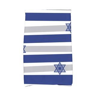 16 x 25-inch, Star Stripes, Stripe Print Hand Towel