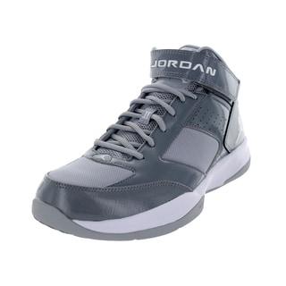 Nike Jordan Men's Jordan Bct Mid 2 Cool Grey/White/Wolf Grey Training Shoe