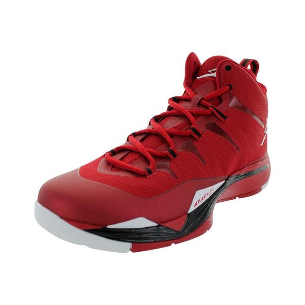 finest selection 424c0 76b29 Nike Men  x27 s Jordan Super.Fly 2 Gym Red White