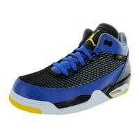 Nike Jordan Men's Jordan Flight Club 80'S Game Royal/Vrsty Mz/Grey/Black Basketball Shoe
