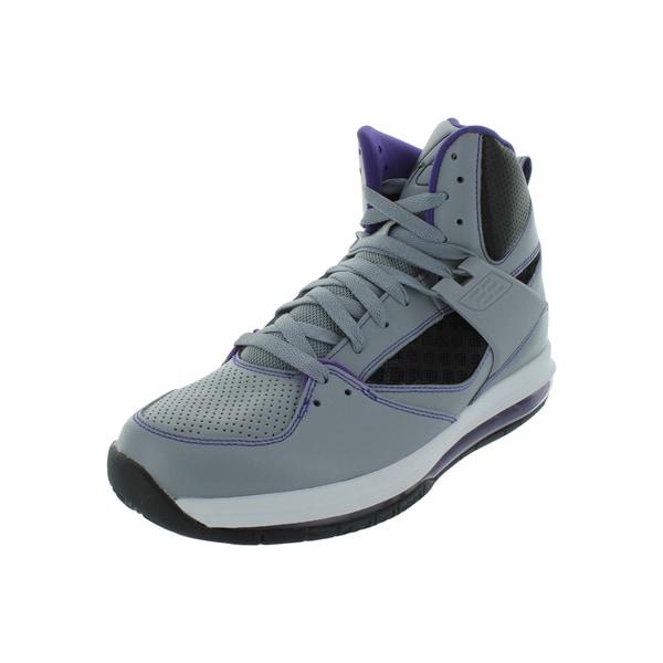 77d5fa2f3c5 Shop Nike Jordan Flight 45 High Max Basketball Shoe - Free Shipping ...